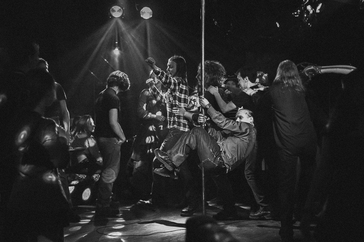 Репортажная фотосъемка в ночных клубах
