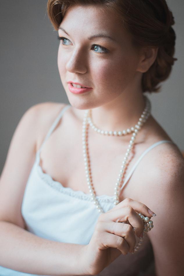 Свадебная фотосъемка, сборы невесты