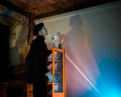 Фото репортаж с музыкального спектакля перфоманс-реконструкция Нити в Музее ГУЛАГа