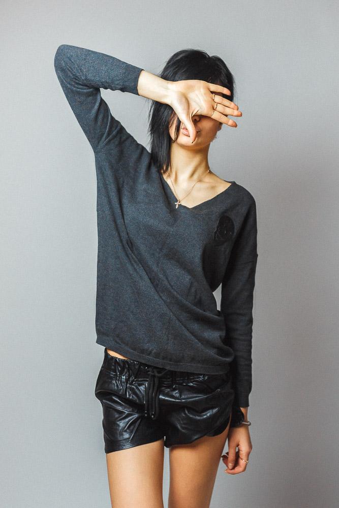 Фотосъемка для каталога, Fashion презентация новой коллекции одежды BlackStar