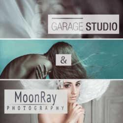 Фотосессия в фотостудии GarageStudio от MoonRay Photography - творческая студийная фотосессия!