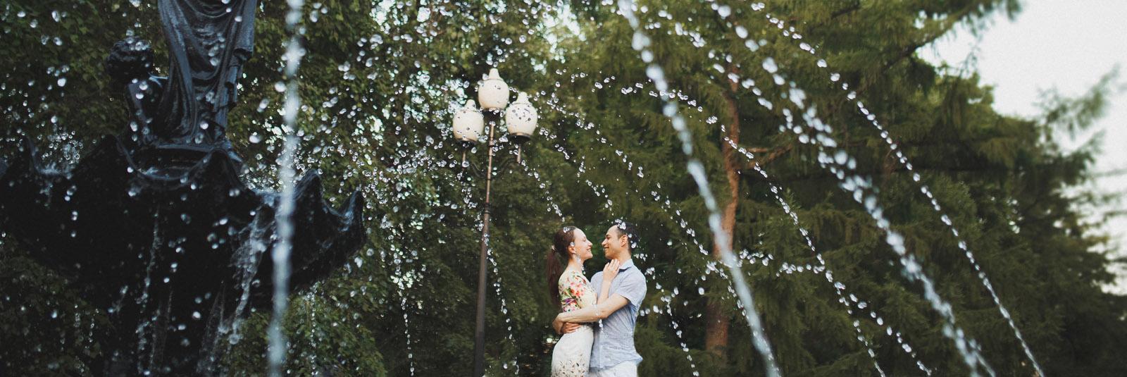 Фотосессия Love Story в Москве, свадебный фотограф