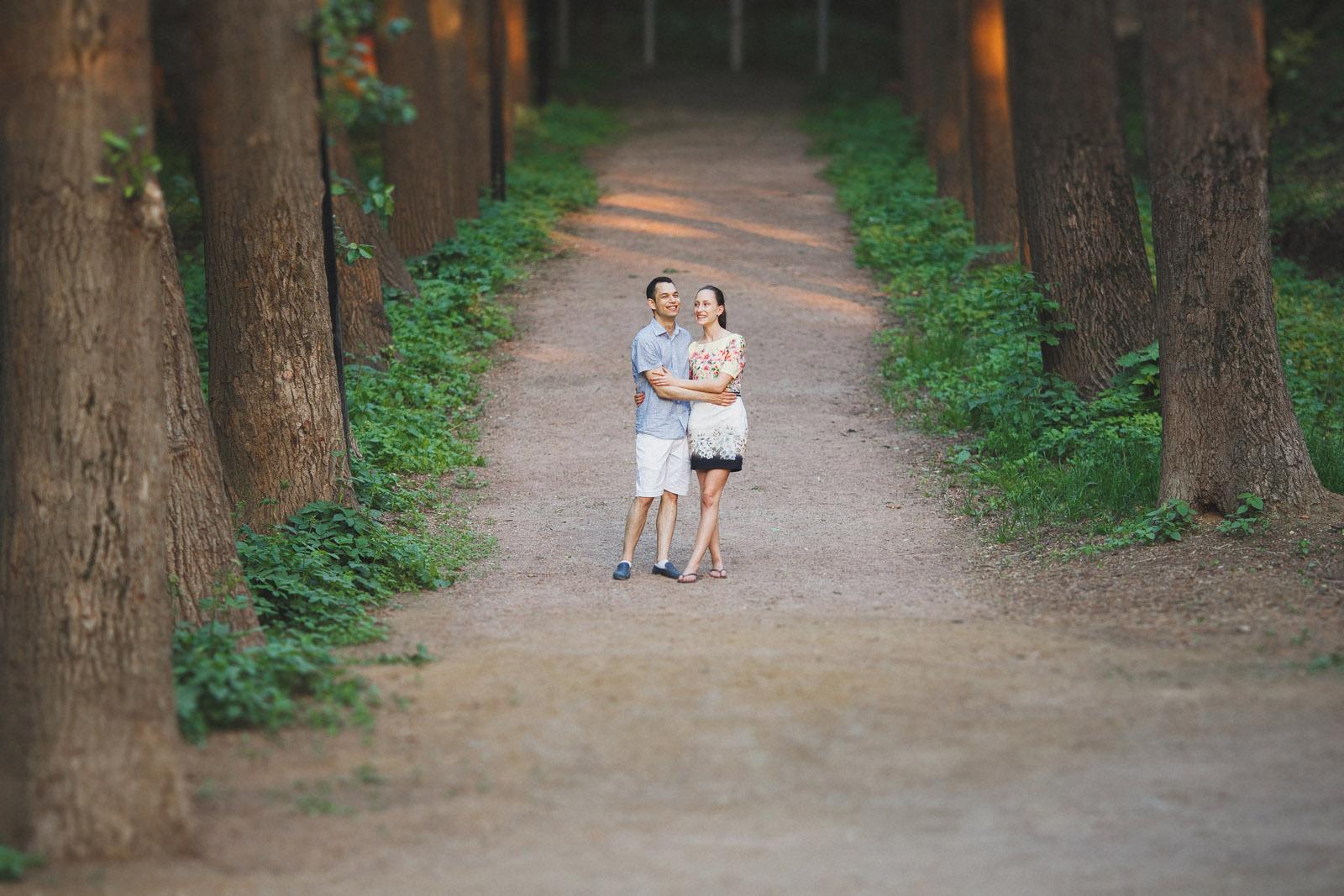 Фотосессия Love Story в Москве