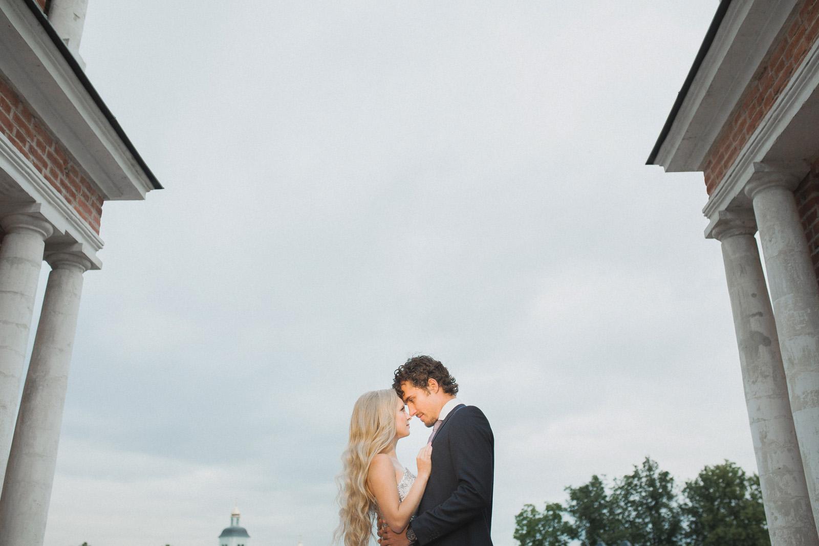 Свадебный фотограф в Царицыно