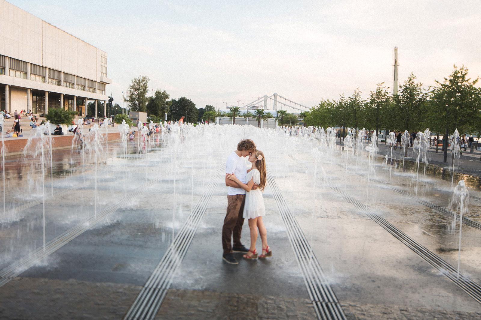 Свадебный фотограф в Москве Love Story фотосессия