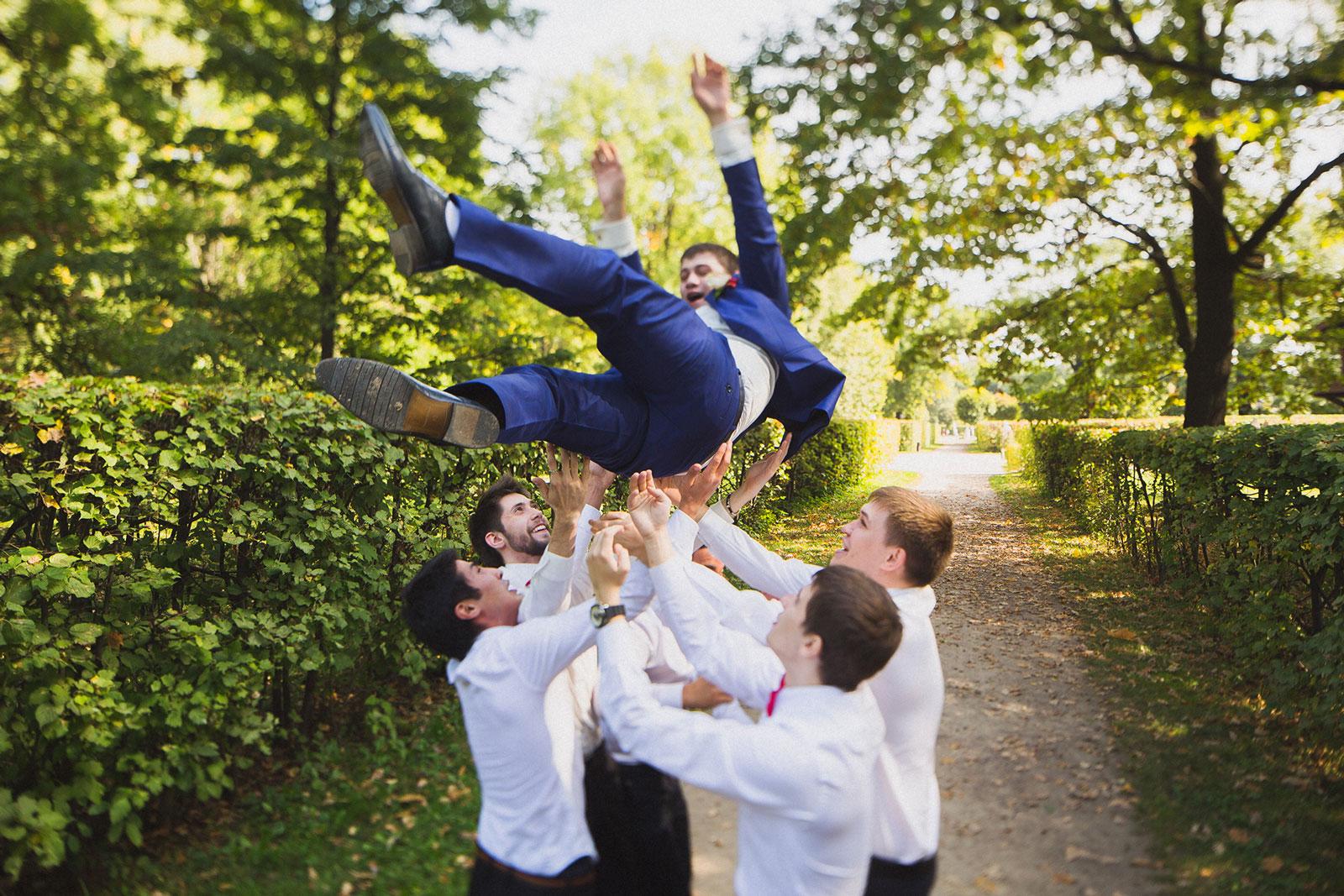 Свадебный фотограф в Москве, гости на свадьбе