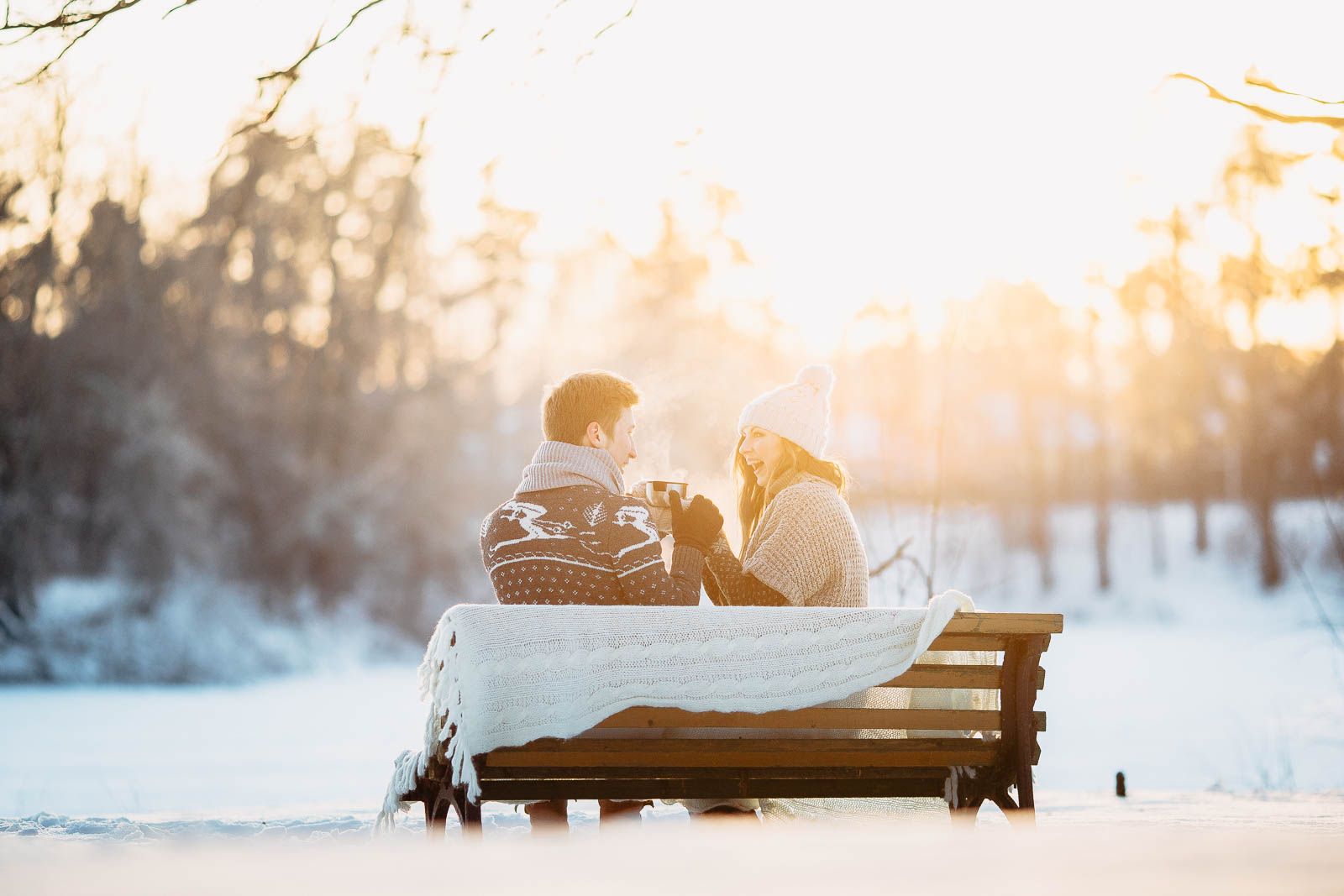 Съемка Love Story в Москве