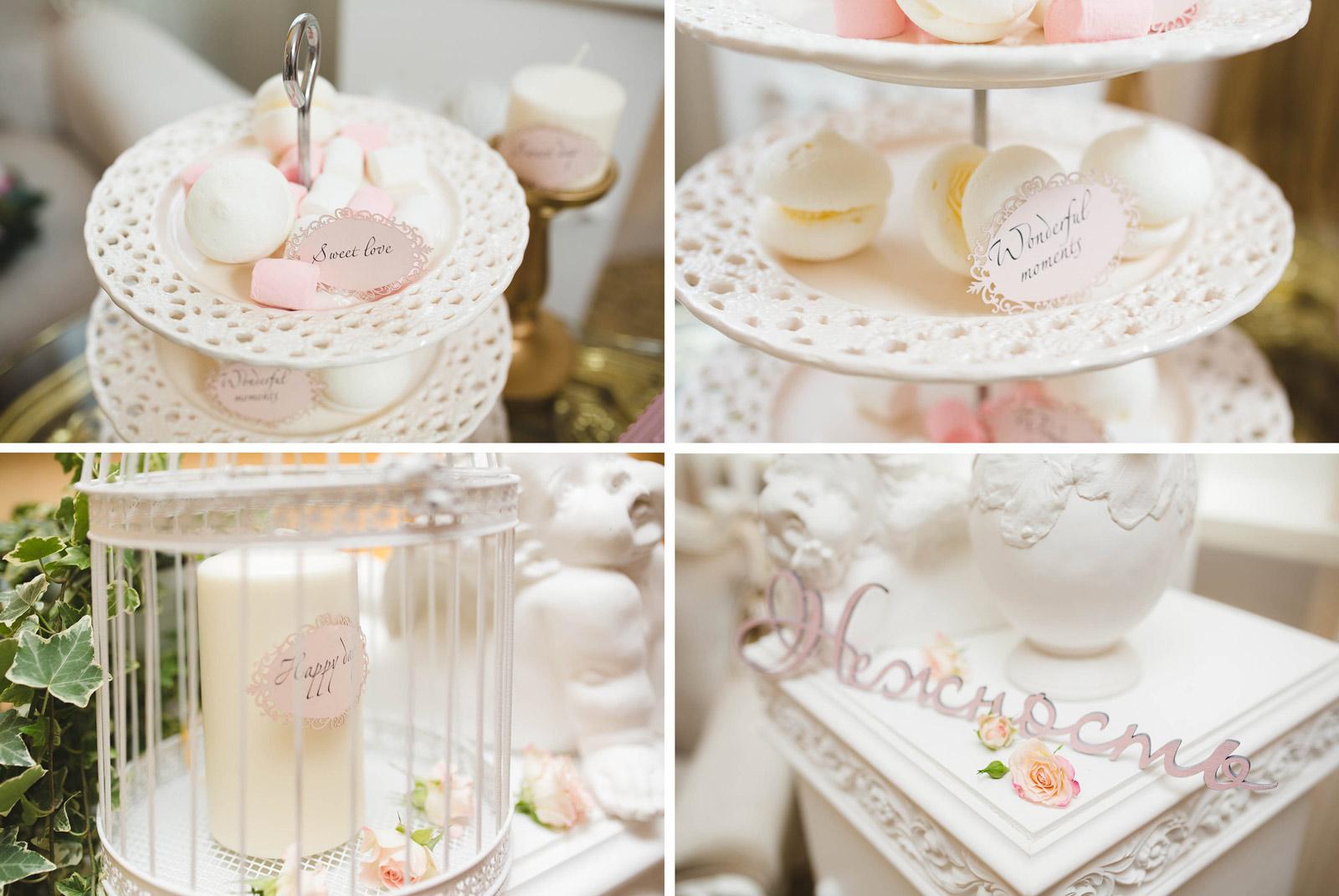 Сборы невесты, подготовка к свадьбе