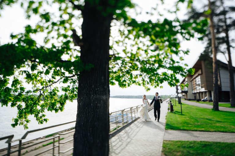 Свадебный фотограф в Нижнем новгороде и в Москве. Отель Чайка