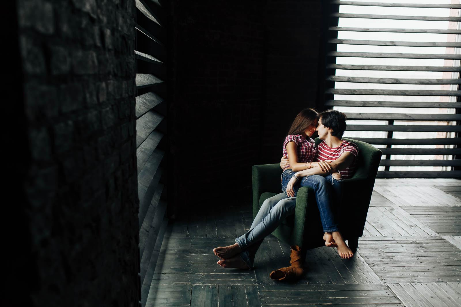 Незабываемая Love Story фотосессия