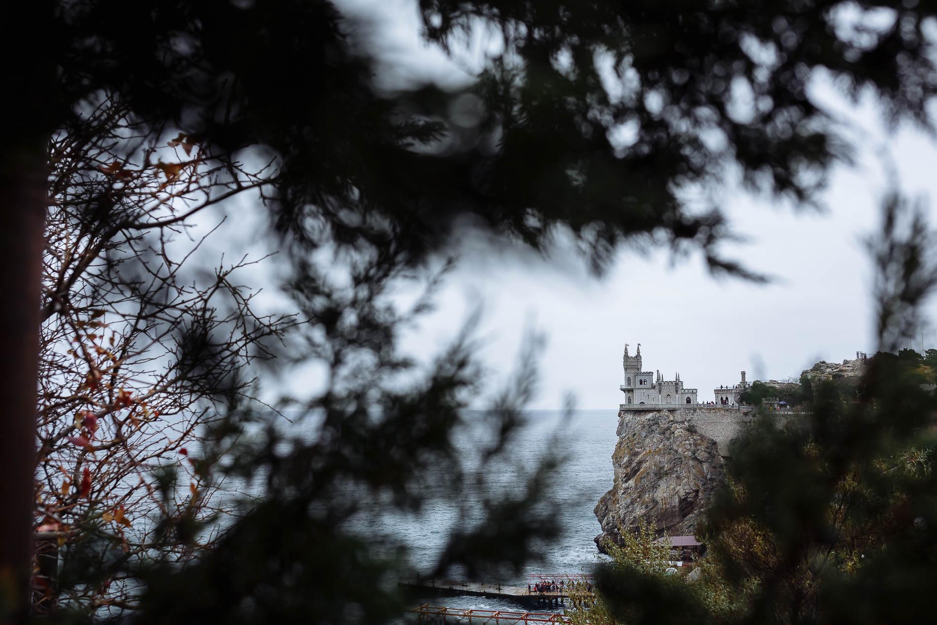 Осеннее путешествие в Крым. Крым осенью.