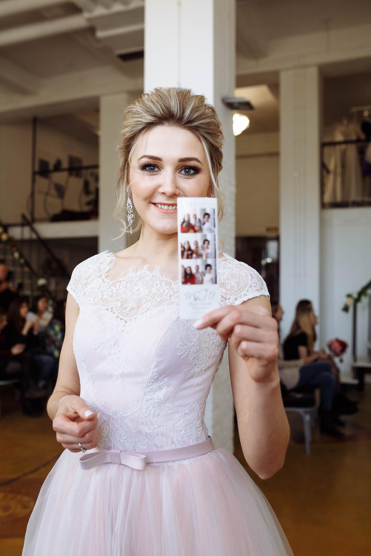 Фотобудка в аренду на свадьбу
