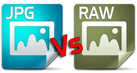 RAW или JPEG