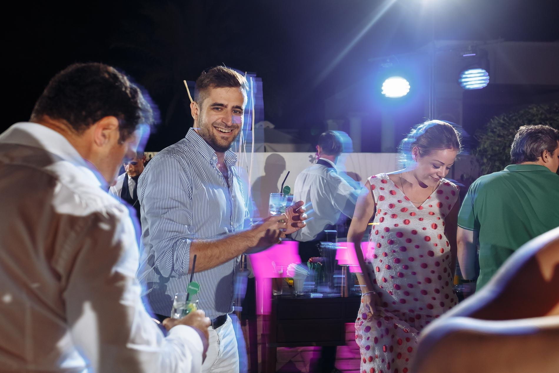Свадьба в Греции.